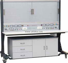 电气装配实训台(单面二组型)