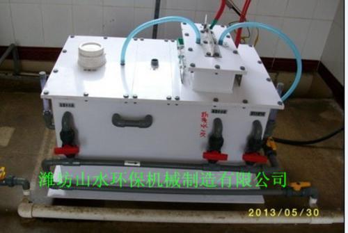 牡丹江LR-200二氧化氯发生器 产品概述及工作原理