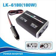 180W广州笔记本电源/USB车载转换器/电源逆变器/12V-220V/车用变压器/稳压器