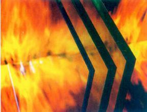 高强度3小时防火玻璃