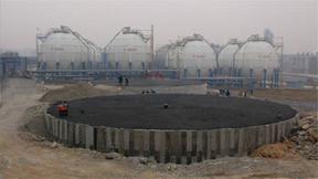 江苏宿迁沥青砂厂家是罐底防腐钢轨填充后盾