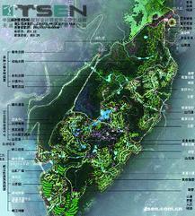 深圳城市规划设计规划设计院校园规划设计园林景观规划