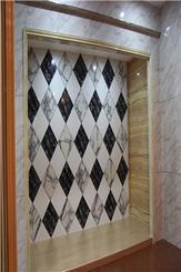富绿达微晶生态护墙板 影视墙 零甲醛线板