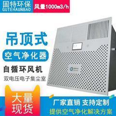 自循環凈化消毒器 室內天花吊頂安裝 電子空氣消毒機除菌1000風量