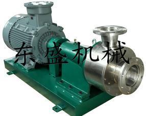 东盛固液强力混合泵