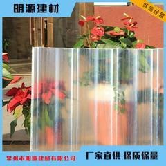 廠家直銷FRP采光瓦 玻璃鋼透明瓦 陽光瓦亮瓦