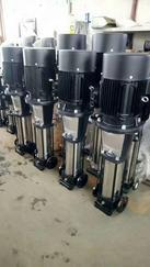 CDL不锈钢多级泵