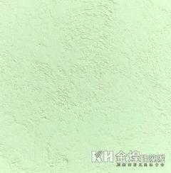 金煌硅藻泥浅绿色平面工艺