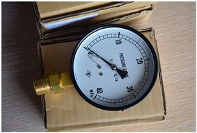 快速出庫IAVT-PF1/2-100*40MPa壓力表淀川計器廠家發貨快