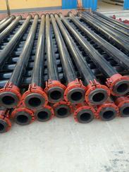 矿用钢丝网骨架聚乙烯耐磨复合管