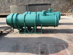 45kw湿式除尘风机详细安装福通技术专业指导