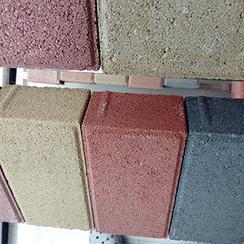 舒布洛克砖通体透水砖建菱砖