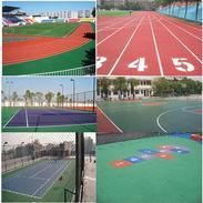 广东PVC塑胶动运跑道 深圳塑胶跑道厂家