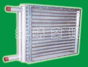 复合翅片管散热器