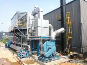 RTO有机废气蓄热氧化焚烧炉
