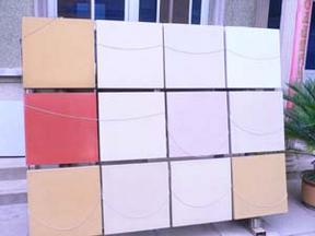 GRC仿石幕墻板
