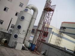 深圳电镀厂废气净化塔活性炭塔