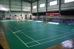 羽毛球塑胶地板厂家羽毛球比赛场地专用地板