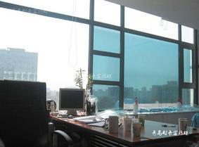 济南隔热膜,屋顶隔热贴膜,建筑玻璃贴膜