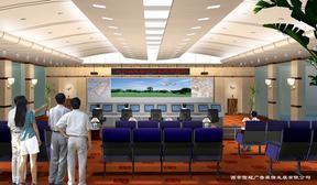 中国飞行实验研究院飞机试飞监控东大厅B