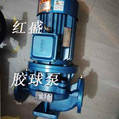 冷凝器胶球清洗装置在HS中央空调节能中的应用