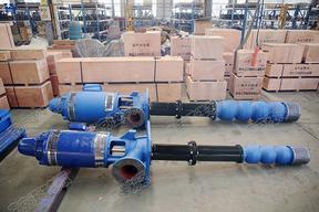 立式长轴泵长轴深井泵立式长轴深井泵干式长轴深井泵
