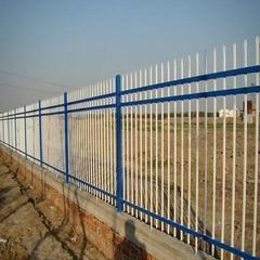 锌钢栅栏网 组装围墙护栏 厂区安全防护网厂家直销
