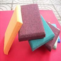 优质布艺软包吸音板厂家 玻纤吸音墙板