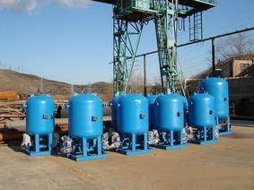 高温凝结水回收设备