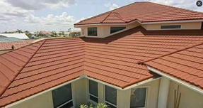 三亚彩石金属瓦屋面改造瓦平改坡镀铝锌瓦轻钢别墅瓦