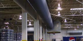 供应阻燃密封布风管--阻燃密封布风管的销售
