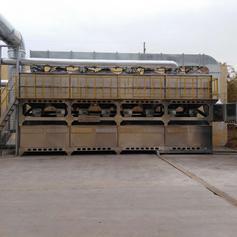 RCO催化燃烧喷漆有机废气处理环保设备