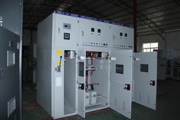 3.6KV电容补偿柜 自动分步电容补偿柜 ZRTBBZ