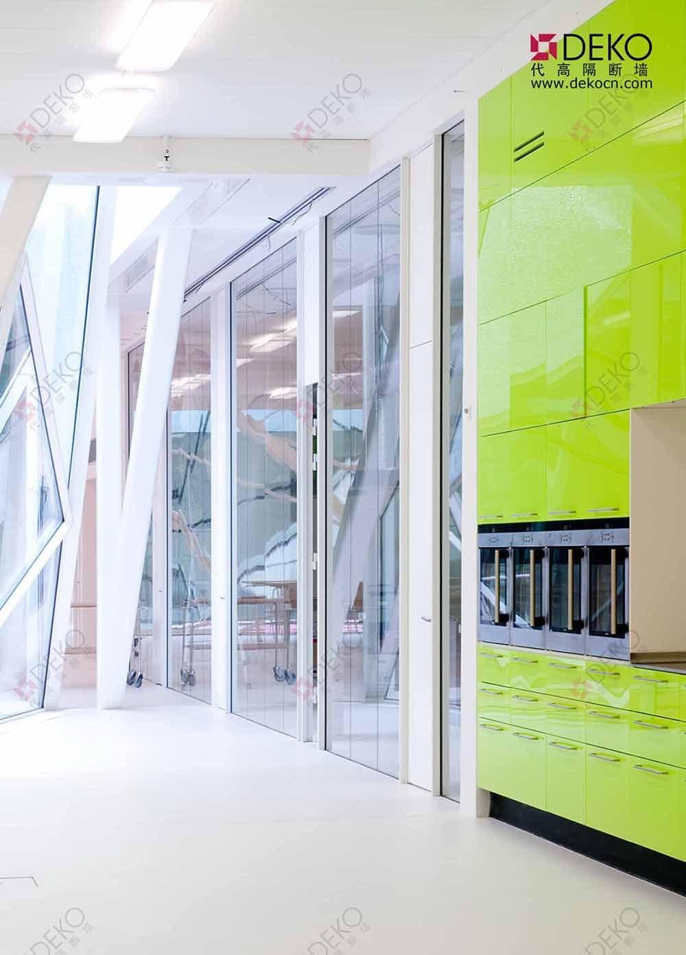丹麦代高FG系列玻璃隔断
