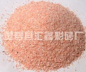 汇鑫10-200目天然彩砂 天然彩砂价格