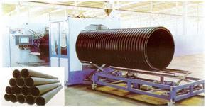 克拉管生产线 塑料克拉管挤出设备