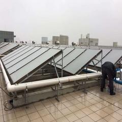 韶关工厂宿舍热水系统
