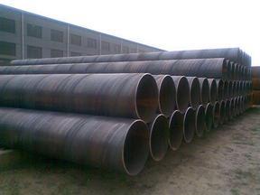 大口径螺旋管q235b生产厂家