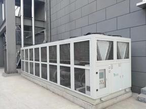 天津冷水机风冷式螺杆冷水机组