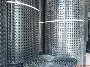 石家庄HDPE车库排水板~地下室排水板规格齐全