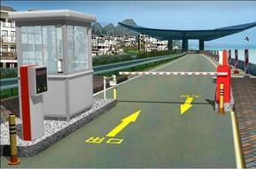 开发区停车场管理系统,开发区车牌识别系统;