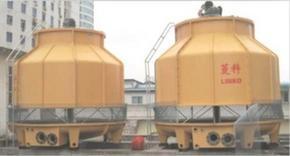 河南郑州LKT-300T圆形冷却塔