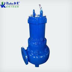 AF双绞刀泵-切割泵,于沼泽池排污泵。如克-新势力的选择