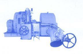 水斗式水轮发电机组