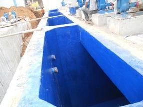 佛山东莞防腐环保污水处理站玻璃钢防腐公司工程造价