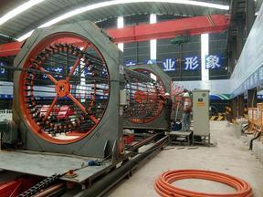 全自动焊接YGT-2200数控钢筋滚焊机