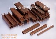 防晒耐酸型材异型材 PVC门型材 塑钢门型材