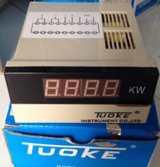 上海托克DB4-W250KW智能功率表