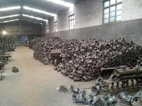 铸铁排水管件