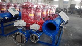 HGDP冷却水盘式过滤器